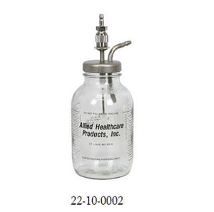 1200ml collection bottle and cap and float assembly