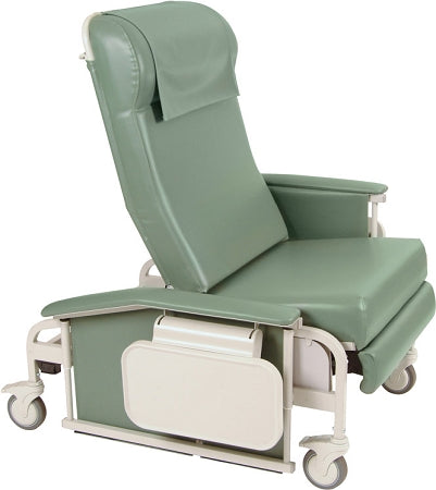 Winco CareclinerDrop Arm Recovery Chair - Max Weight 450lbs