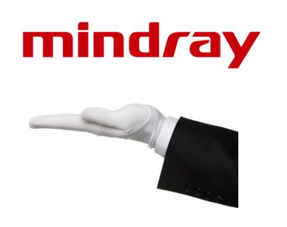Mindray Anesthesia Machine White Glove Delivery Service