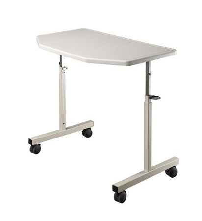Surgery Table, Mobile Instrument Table, Stainless Steel Top