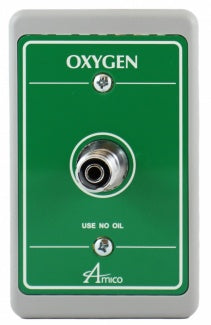 Amico Oxygen Wall Outlet - DISS Style