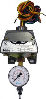Amico Pressure Switch With GaugesPressure Switch With Guage-Oxygen