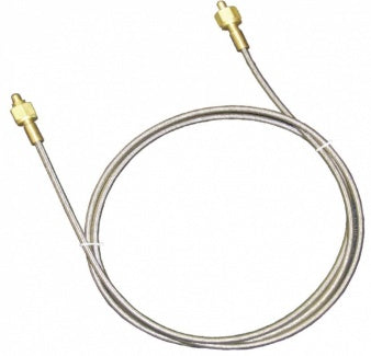 Amico Stainless Steel Pigtail for Nitrous Oxide Tanks