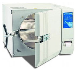"Tuttnauer Large Capacity Automatic Autoclave w/ Manual Door 15""x30"" Chamber"