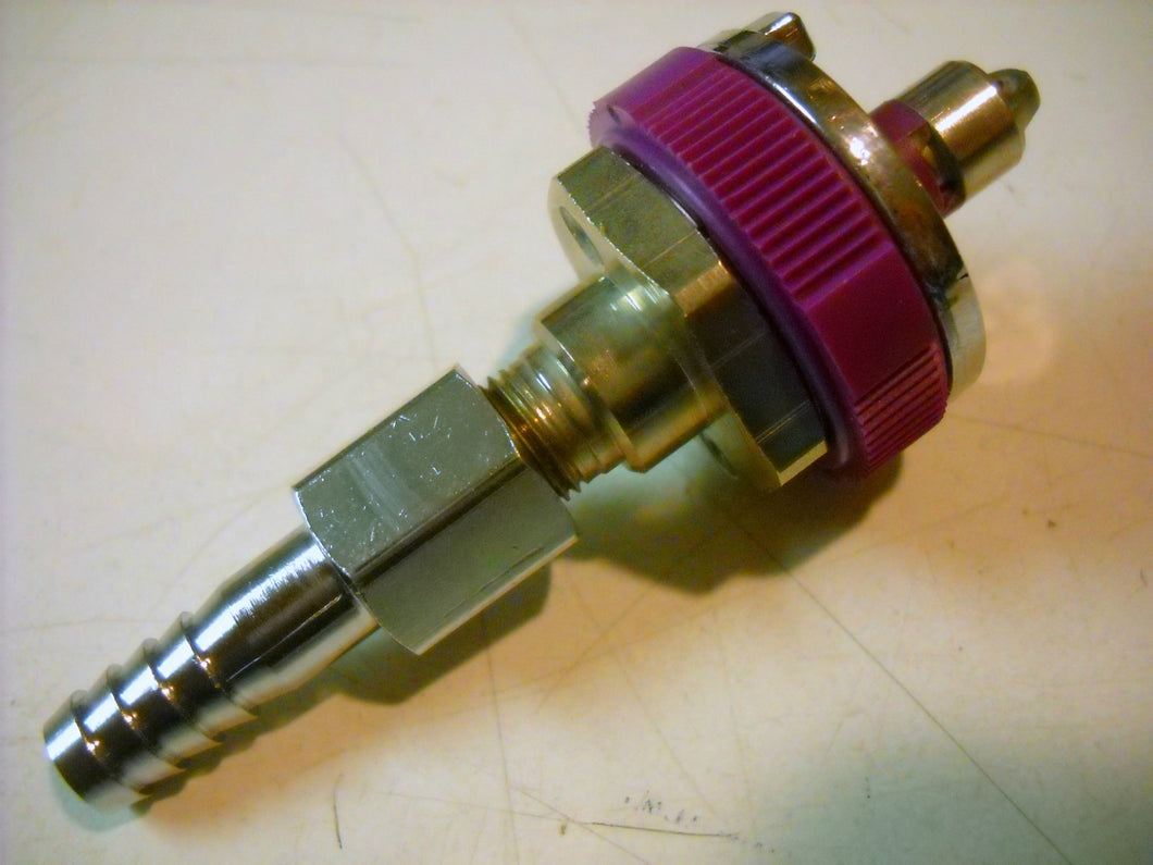 WAGD DISS Adapter for Scavenger Hose
