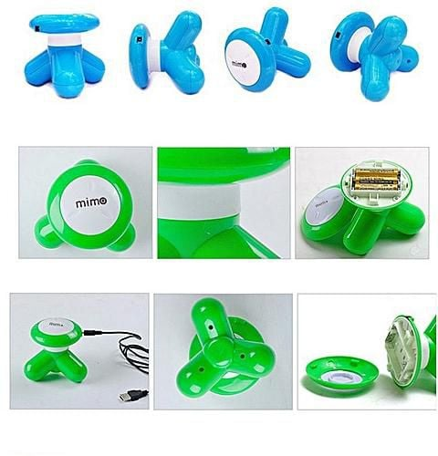 Electric Portable Hand Held Mini Massager