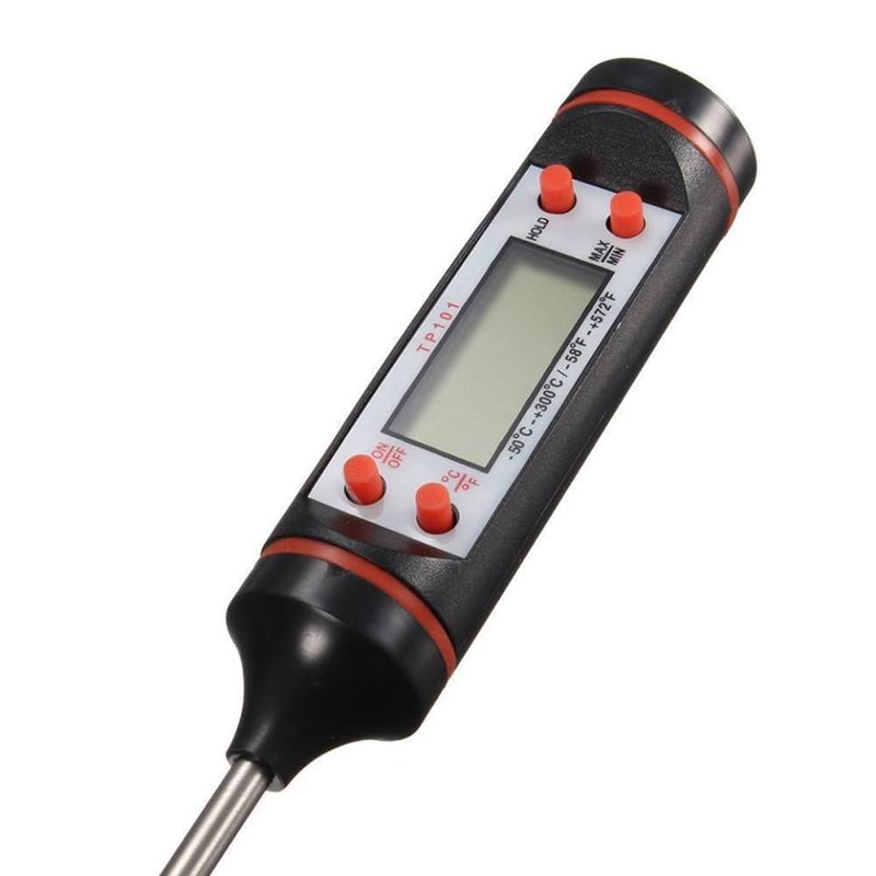 Food Thermometer Measurement Instruments Cooking Thermometer