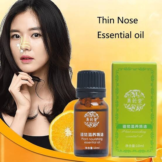 Thin Nose herbel oil
