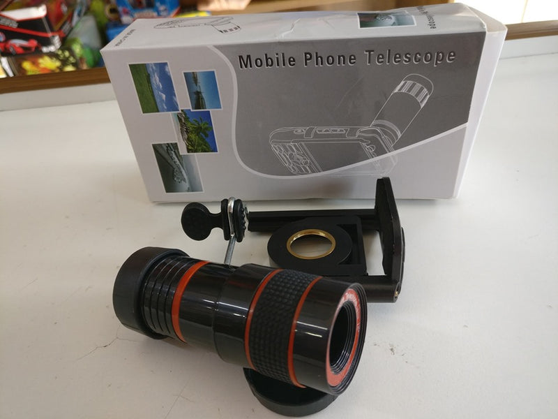 Mobile telescope Specially for TIk TOK user