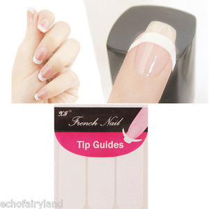 French Nail Tip guide