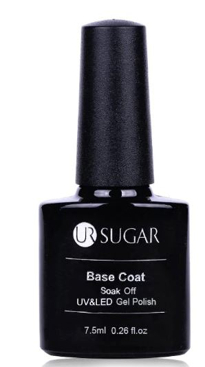 UR SUGAR Base Coat Soak Off UV Gel Polish Nail Art Gel Varnish Nail Art Tools