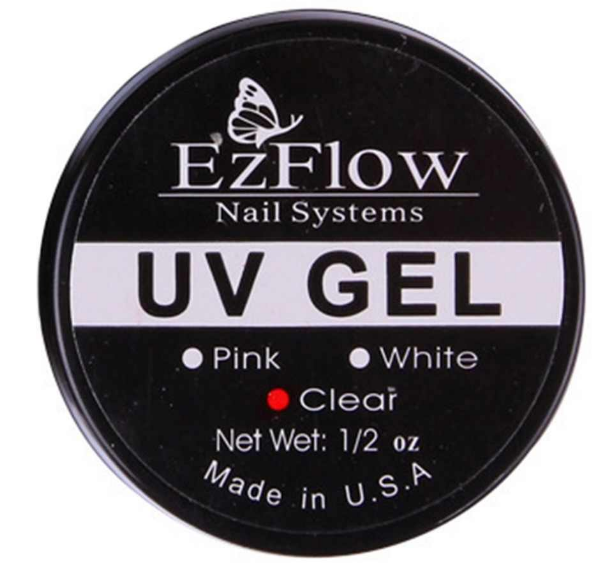 UV Gel EZflow 15ml Made in USA