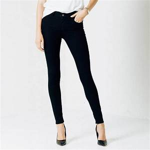 Skinny Balck Jeans for Women
