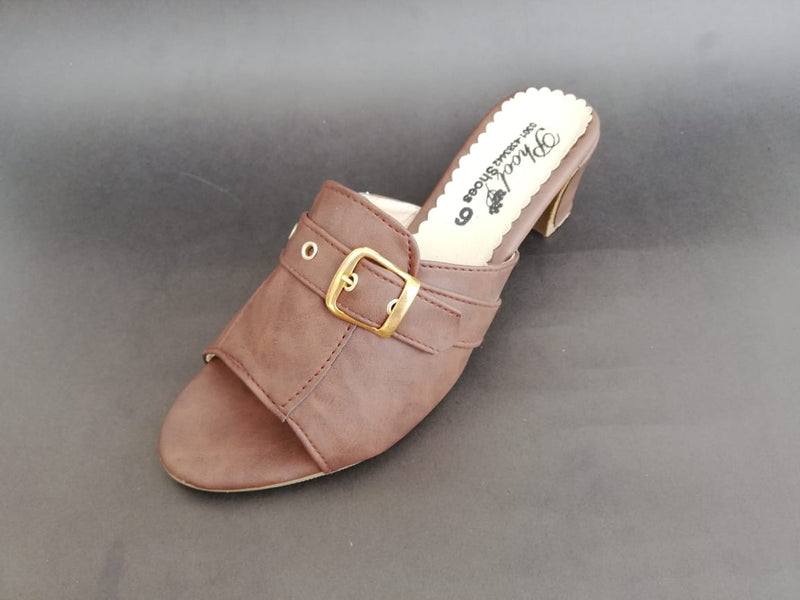 Designer Women Shoes Brown