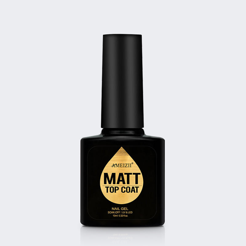 AMEIZII Matt Top Coat UV Led