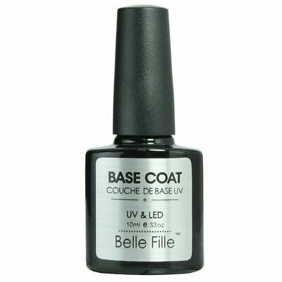 Belle Fille Couche de Base UV base coat- 10ml