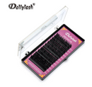 Dollylash 3D mink 11mm individual eyelash extension hair false eyelashes
