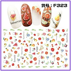 RT-F323 Nail stickers