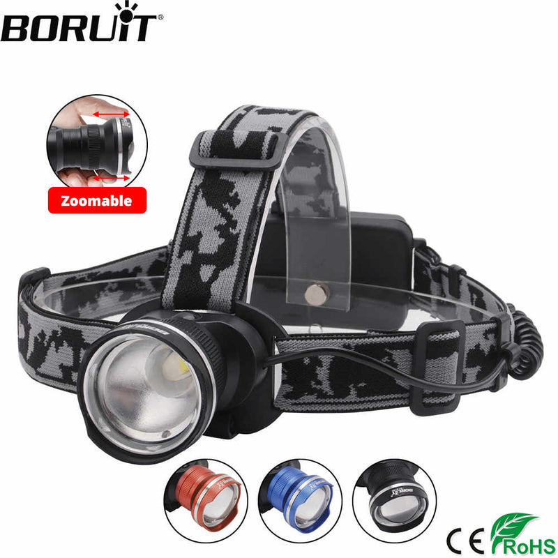 High Power Head Lamp