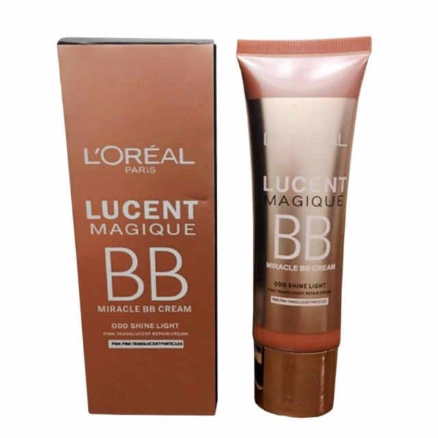 L'OREAL PARIS LUCENT MAGIQUE BB CREAM