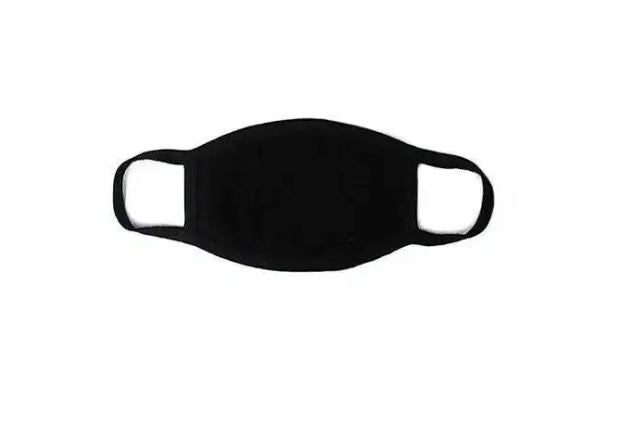 Face Mask-Cotton Mouth Mask Cover with Elastic Ear Loops