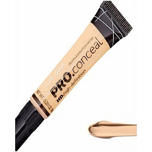LA Girl HD Conceal High Definition Pro Concealer Choices