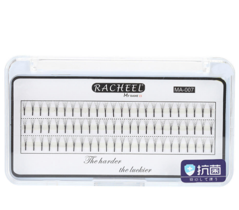 Eyelashes MY NAME IS RACHEEL 9/10/12mm 3D Real Natural Thick False Fake Eyelashes Makeup volume Extension