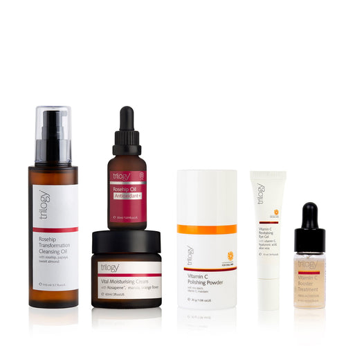 Rosehip & Vitamin C Brightening Bundle