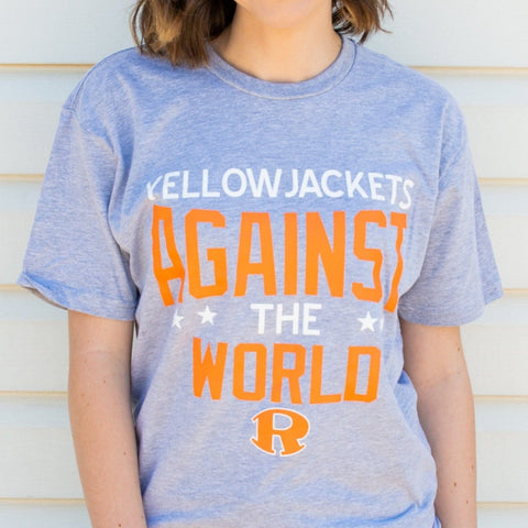 Yellow Jackets Against The World