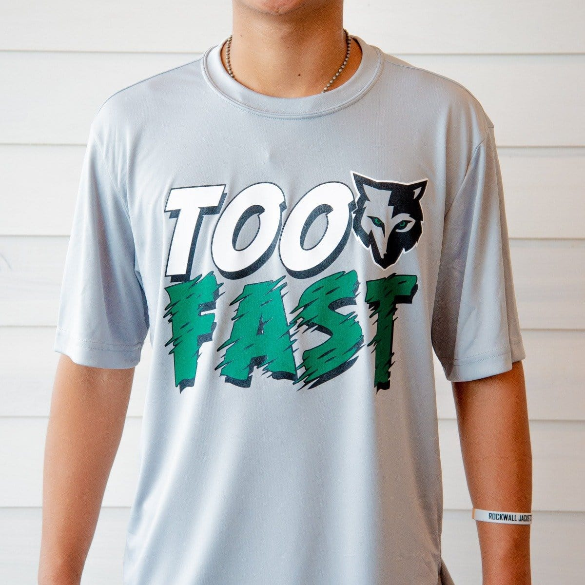 UTLEY TOO FAST DRI FIT MIDDLE SCHOOL SHIRT