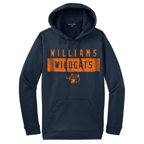 Williams Athletic Hoodie