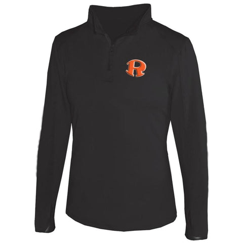 0735 ROCKWALL LADIES QUARTER ZIP
