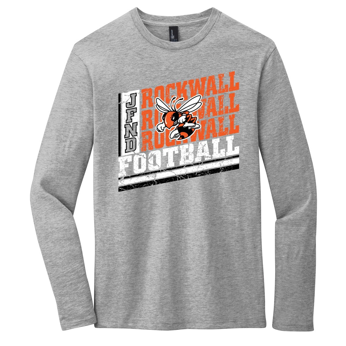 Rockwall Repeating Football