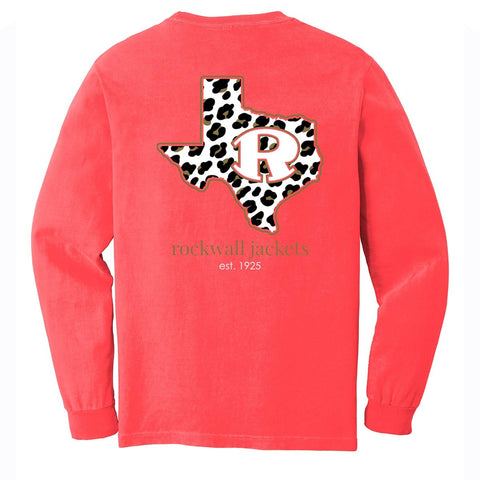 0923 ROCKWALL JACKETS LEOPARD TEXAS BACK