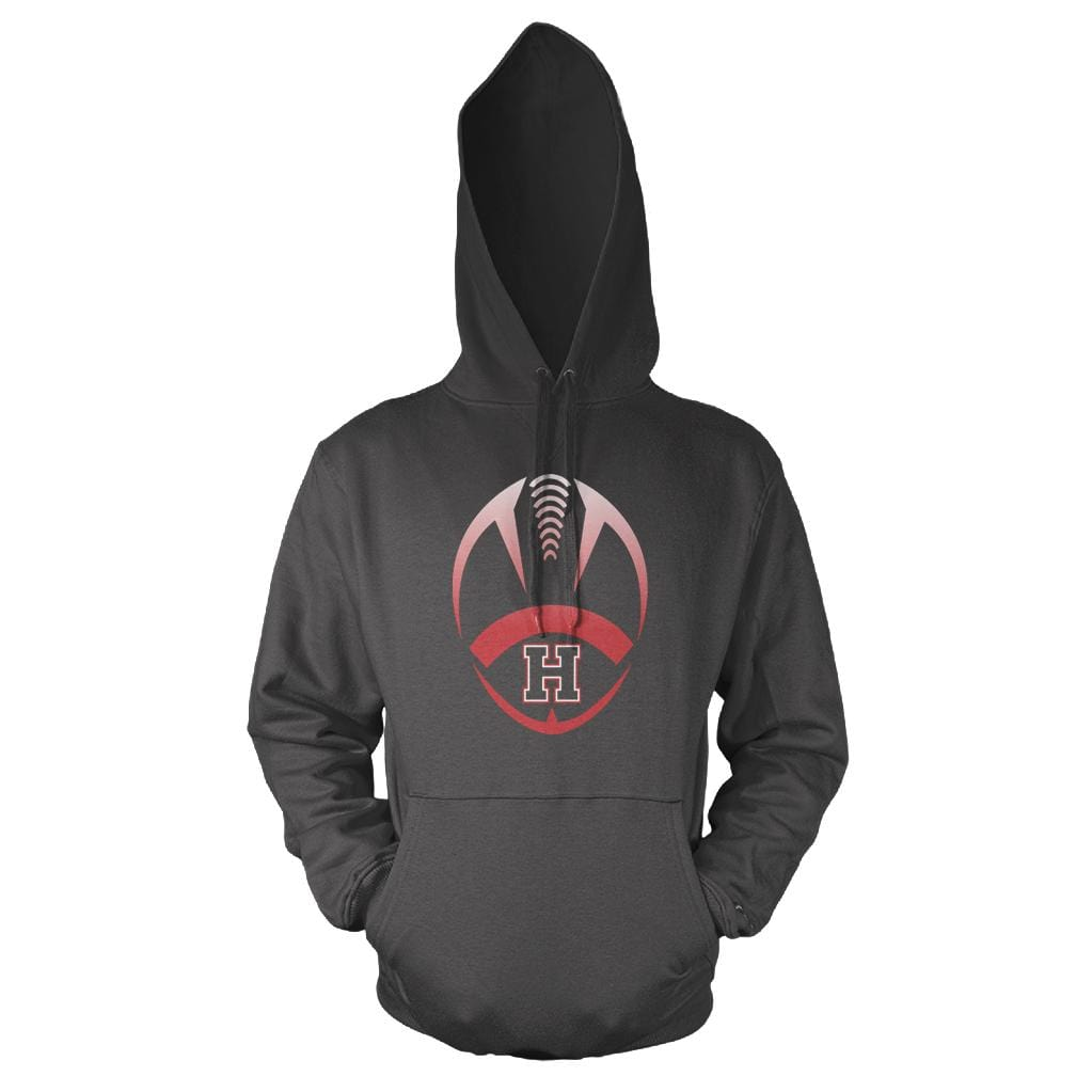 Heath Football Fade Hoodie