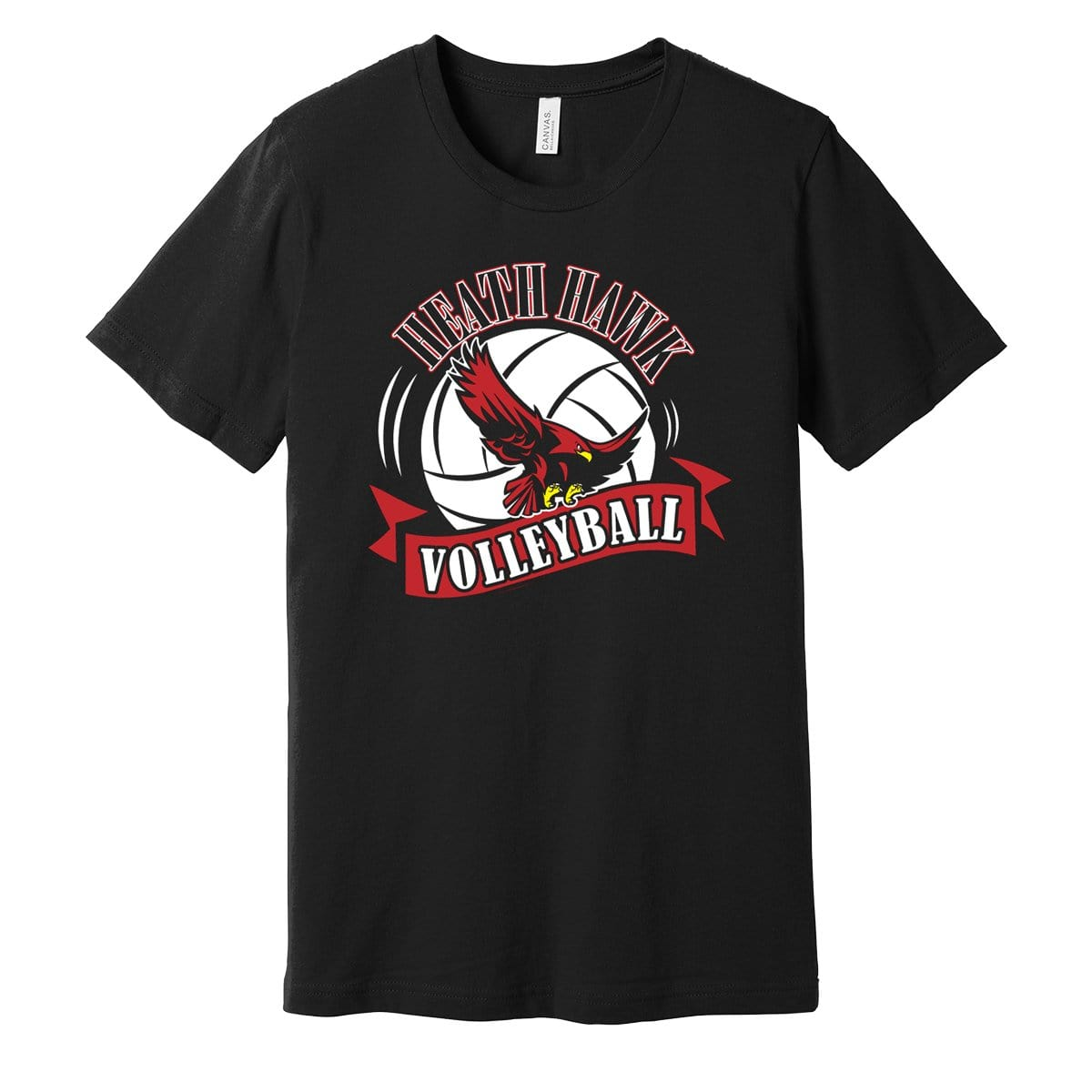 Heath Hawks Volleyball