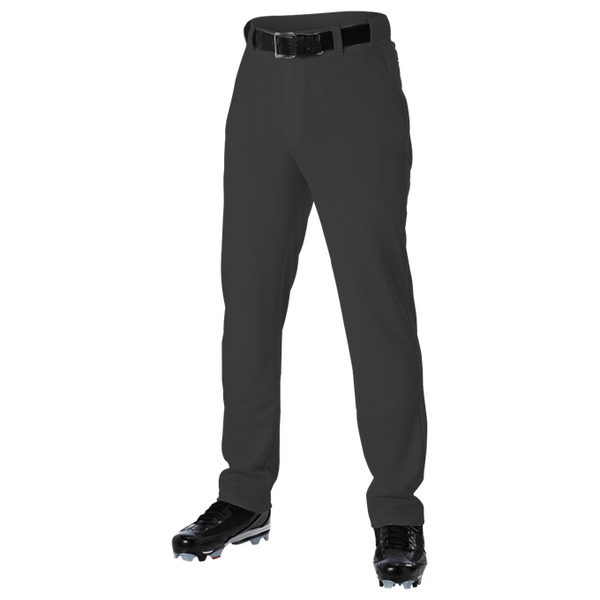 Alleson Baseball Pants Open Bottom No Piping