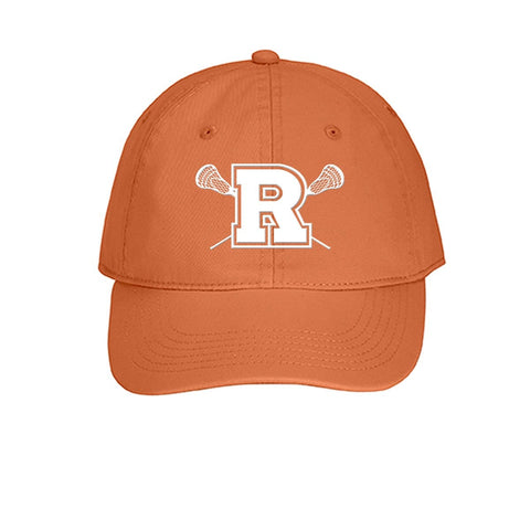 LACROSSE CAP // ORANGE
