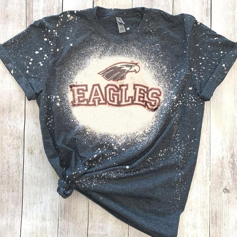 Eagles Athletic Bleached