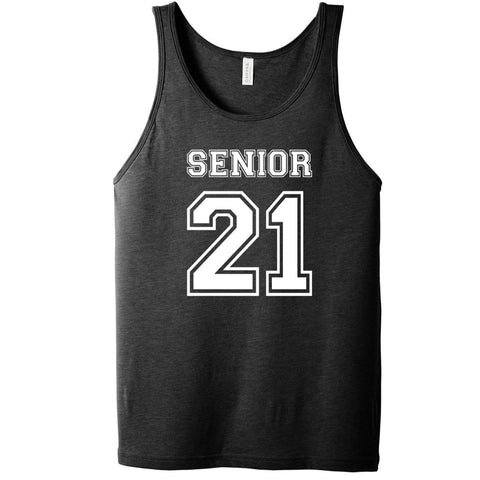 Senior 2021 Collegiate // Tank