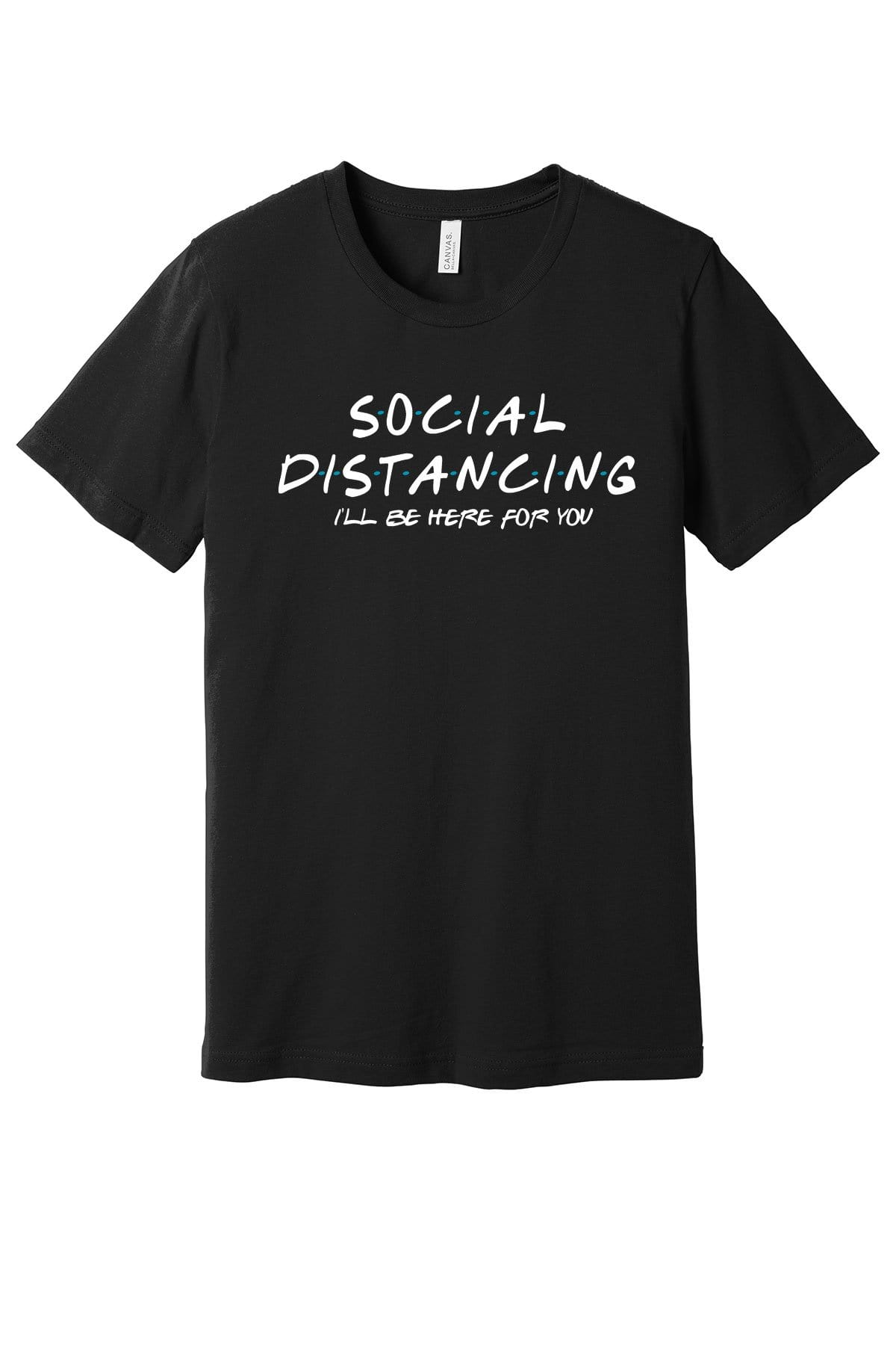 Social Distancing - Friends