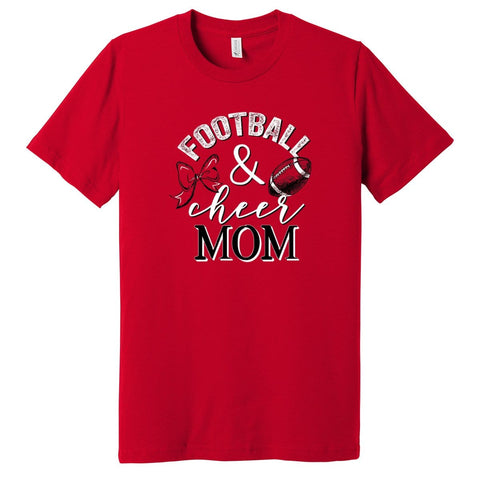 Heath Football & Cheer Mom