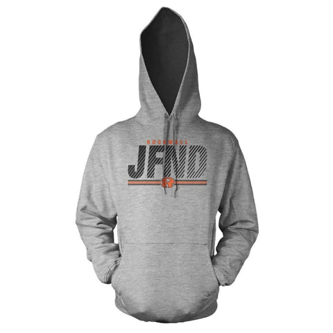 GREY ROCKWALL JFND LINE FADE YOUTH HOODIE