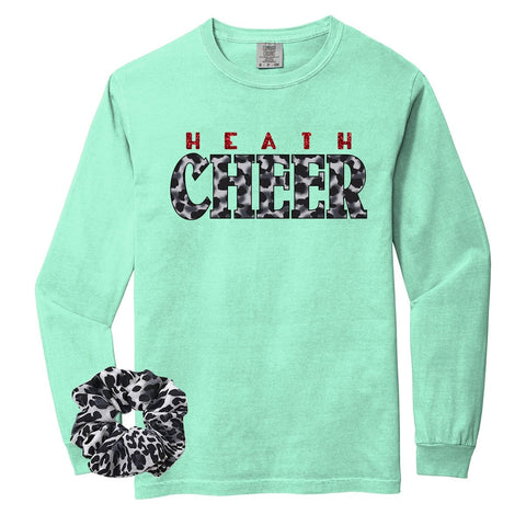 Heath Leopard Cheer