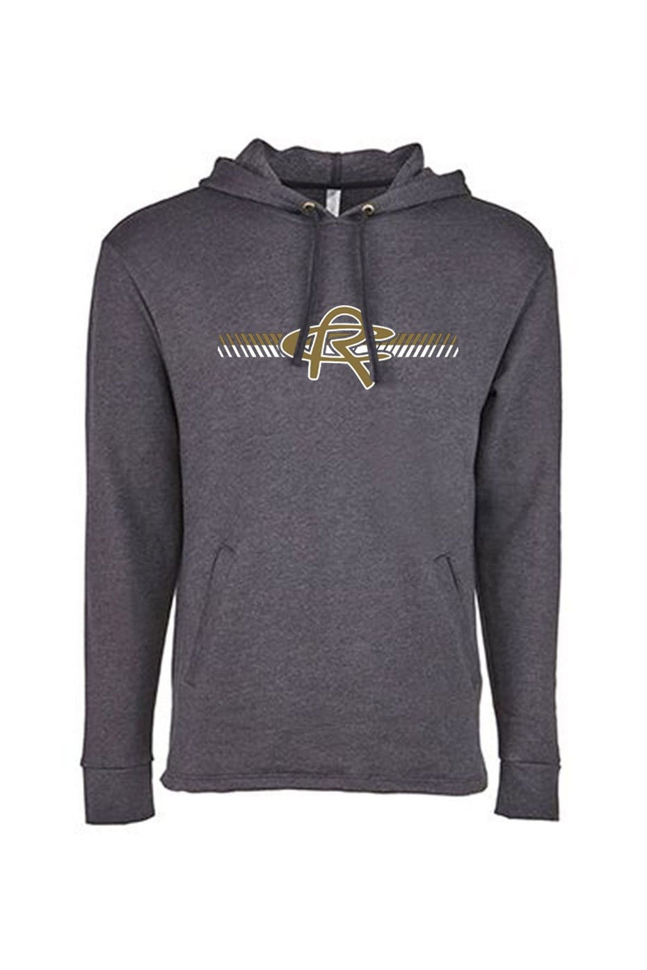 RC Double Angled Lines // Hoodie