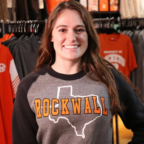 Rockwall Texas Raglan