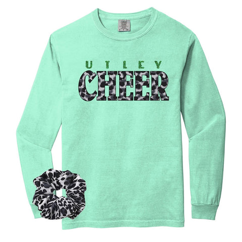 Utley Leopard Cheer