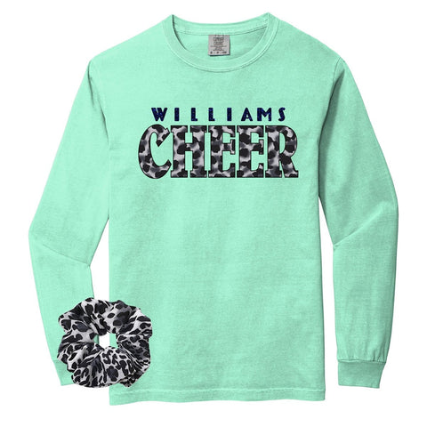 Williams Leopard Cheer