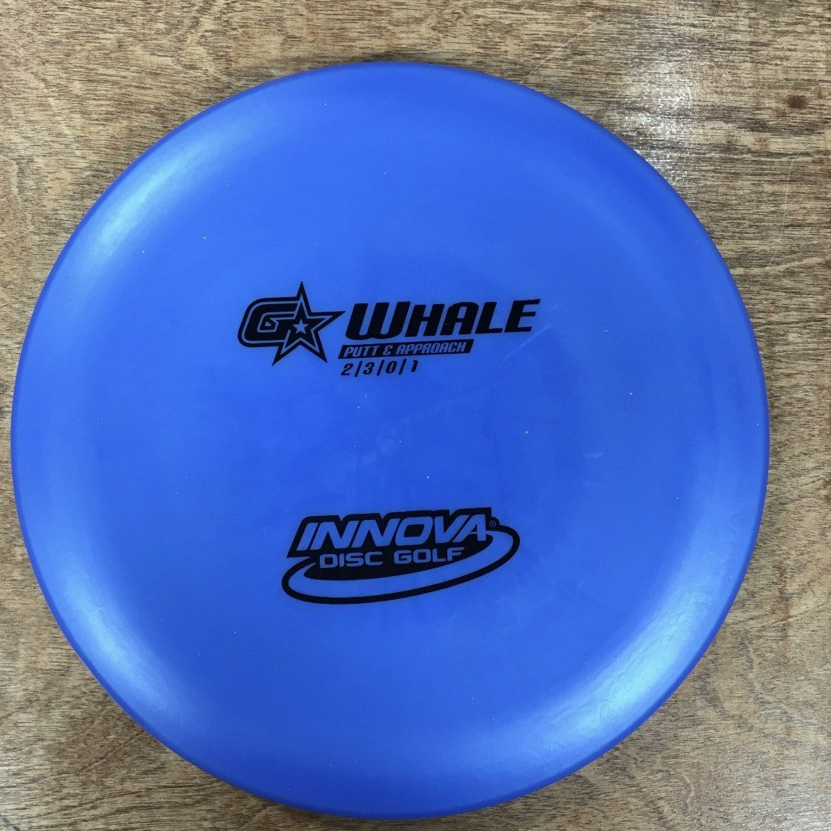 G Star Whale Putter