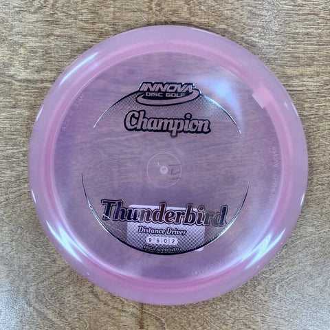 Champion Thunderbird Distance Driver LIGHT PINK